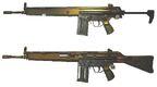 G3 Assault Rifle