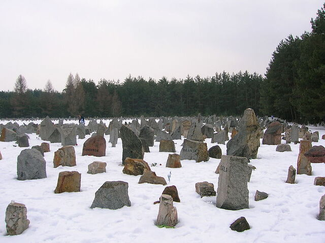 File:800px-Treblinka's Memorial in Winter.jpg