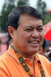 Manny Villar T'nalak Festival 2009