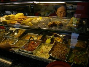 SDP Food Stall