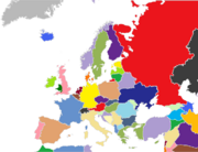 Europe in 2011