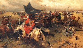 Battle Ottomans