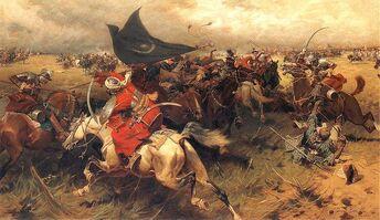 Battle Ottomans