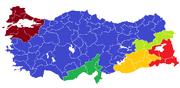 Turkey Revised Split