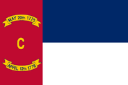 A World of Difference Flag of Carolina