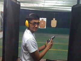 Target shooting asia