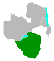 South Rhodesia State