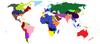 FTBW World Map, 2011