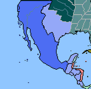 Mexican Influence (1848 Game)