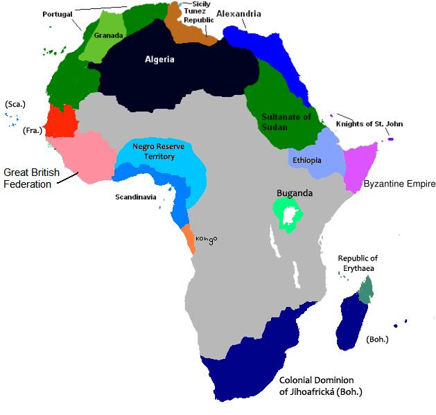 1816-Africa