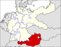 CV Map of Austria 1991-present