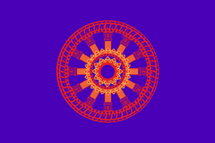 Flag of Magadha