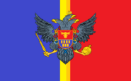 The Flag of Romania (Principia Moderni III Map Game)