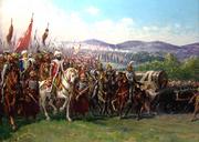Mehmed II in Rome (Caesar of Rome)