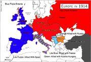 Worldwarmapeurope
