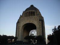 Monumento a la revolucion-posterior