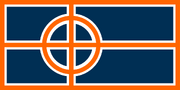 Circle cross flag