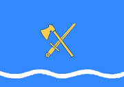 Flag of Unamiland Fylk (The Kalmar Union)