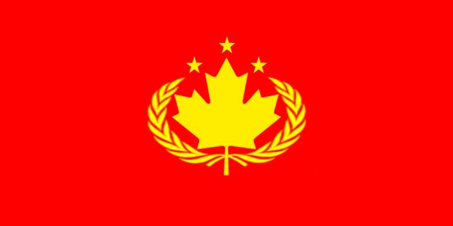 File:Communist Canadian Flag.png