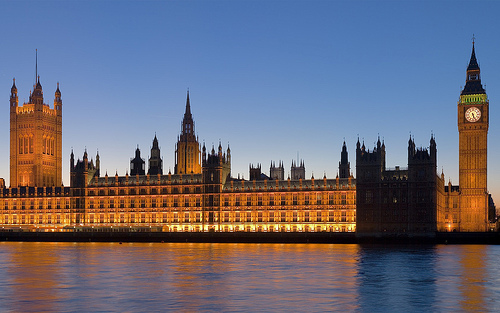 File:Palace of Westminster - London, England.jpg