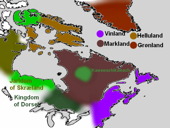 Map 1098 - 1124 (Leifsbudir)