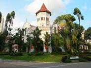 SDP Goodwood Hotel (VegWorld)
