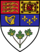 Canadian Coat of Arms Shield 1921