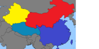 China (Great Nuclear War)