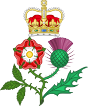 Floral Badge of Great Britain