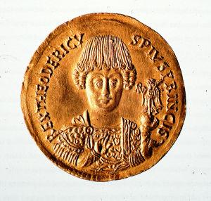 File:Flavius Theodoricus coin.jpg