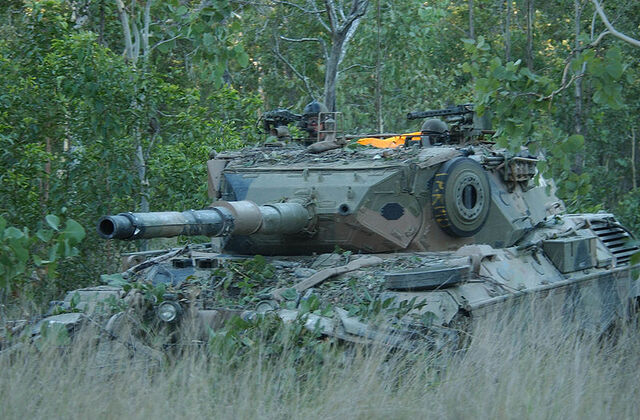 File:800px-Australian Leopard AS1 tank forest.jpg