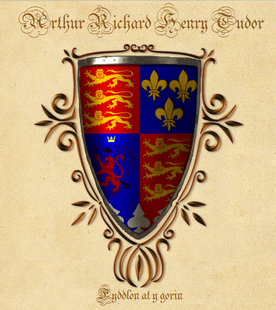 Arthur II of England (The Welsh Rose)