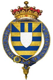 Arms of the Earldom of March