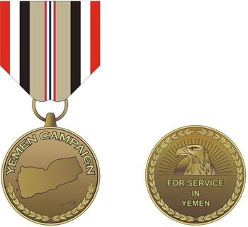 Yemen Campaign Medal