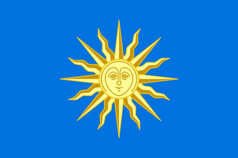 Kamjantec-Podilsky flag