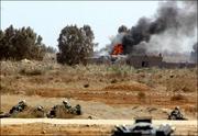 U.S. forces assault on Esigodini