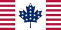 Flag of the United States of Canada