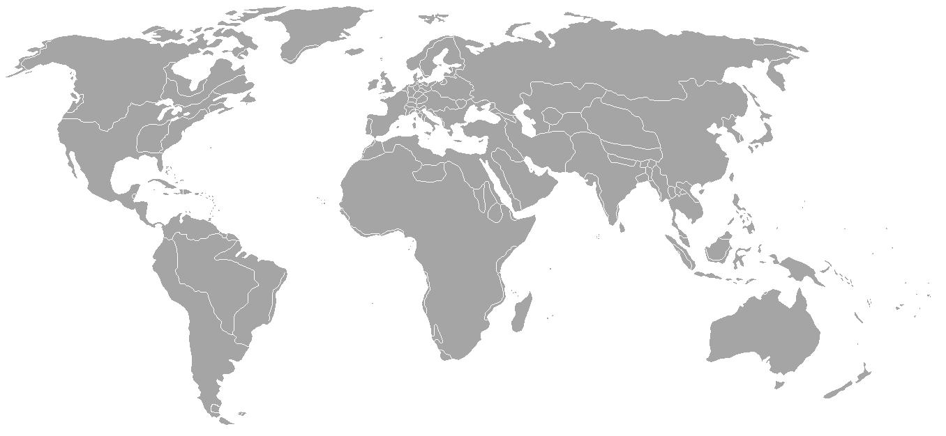 Image  Blank World Map 1750 VOEpng  Alternative History