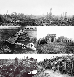 Continental War Montage (Fashoda War)