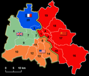 Allied-Soviet-Occupied Berlin
