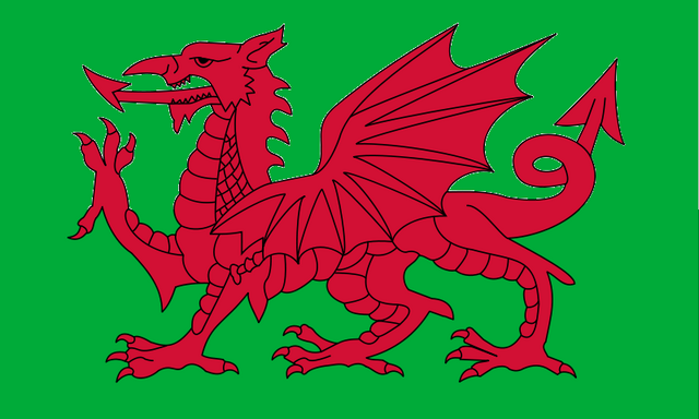 File:Welsh Cavalry Flag.png
