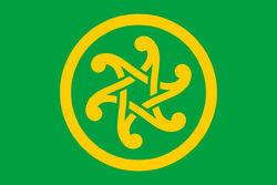 Flag BerthelierInterceltic
