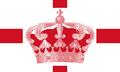 Flag of the kingdom of canada