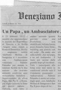 The Great War Headline