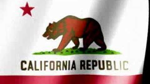 Anthem of California USA