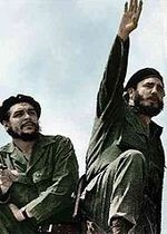Fidel Castro US Army