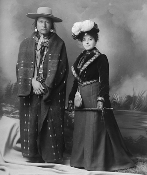 Shoshoni Couple (The Kalmar Union)