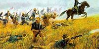 Second American War (King of America)