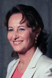Ségolène Royal - Janvier 2012