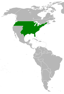 USA Map 1 (Nat. 1848)